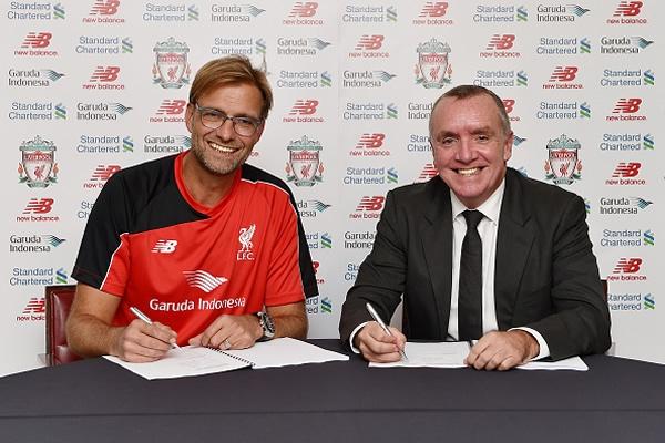 Klopp Firmó Con Liverpool Por Tres Temporadas
