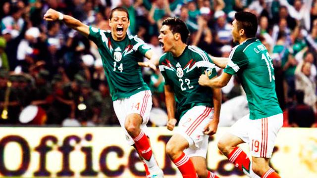 PREVIA: Estados Unidos-México Por Toda La Gloria