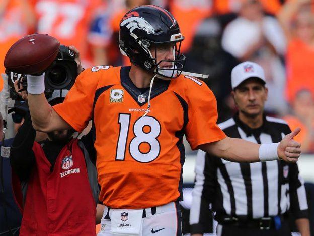 Denver No Contará Con Peyton Manning