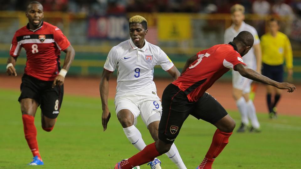 Estados Unidos Saca Empate De Visita En Trinidad Y Tobago