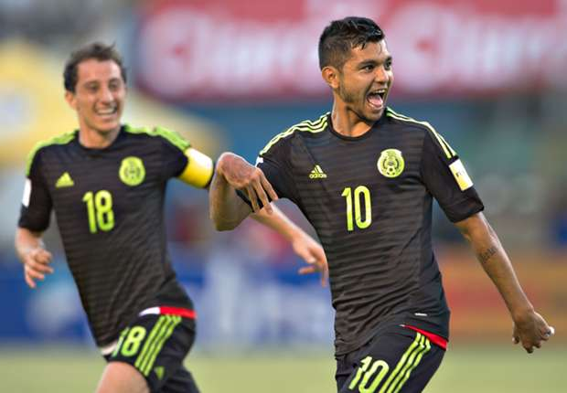 México Vence A Honduras 2-0