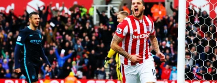 Stoke City Venció Con Autoridad Al Manchester City