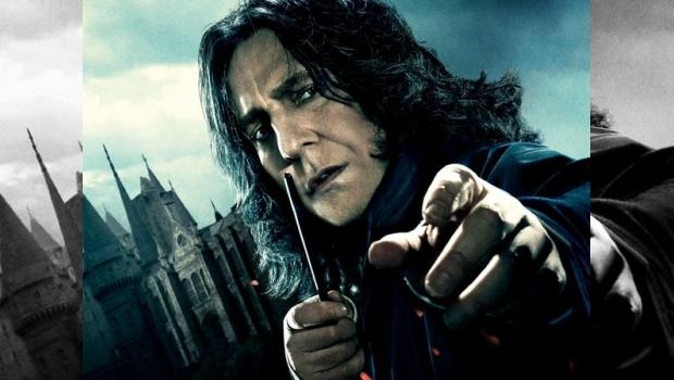 Muere Alan Rickman, El Profesor 'Snape' De Harry Potter