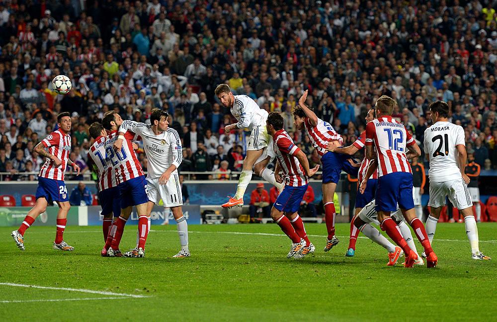 Real Madrid-Atlético: La Revancha En San Siro