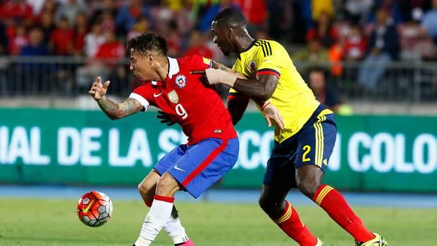 Chile Ante Colombia Por El Pase A La Gran Final
