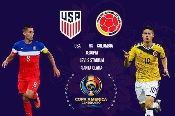 Estados Unidos Y Colombia Abren La Copa América
