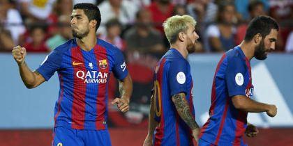 Barcelona Toma Ventaja En La Supercopa De España