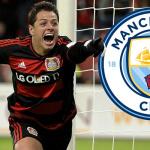 Pep Guardiola quiere a Chicharito en el Manchester City