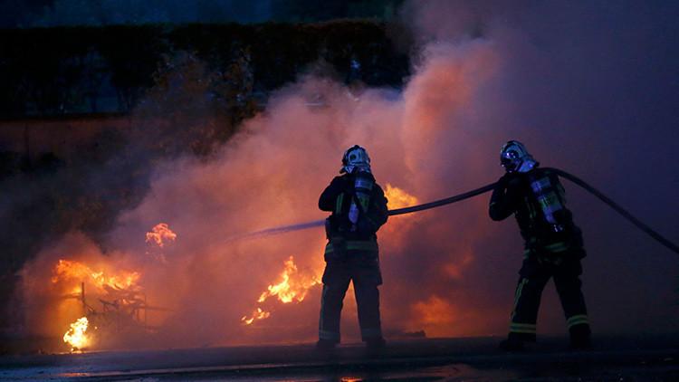 Mueren 13 Personas, 6 Heridos Tras Un Incendio En Francia