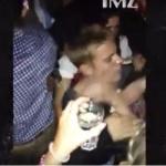 VIDEO: Golpean a Justin Bieber en bar de Múnich
