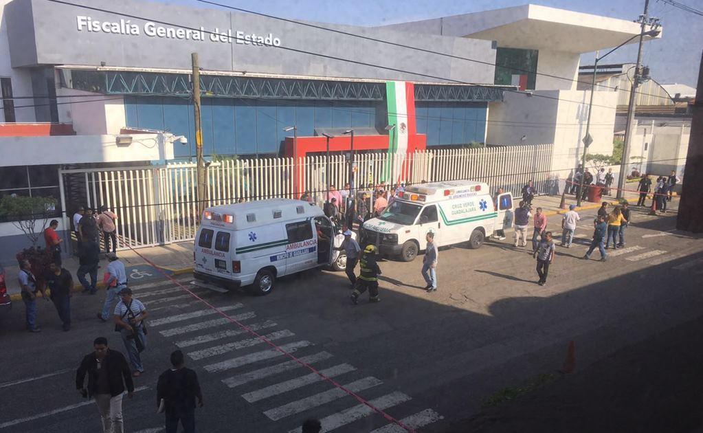 Violento Ataque A Tiros En Fiscalía De Jalisco, México