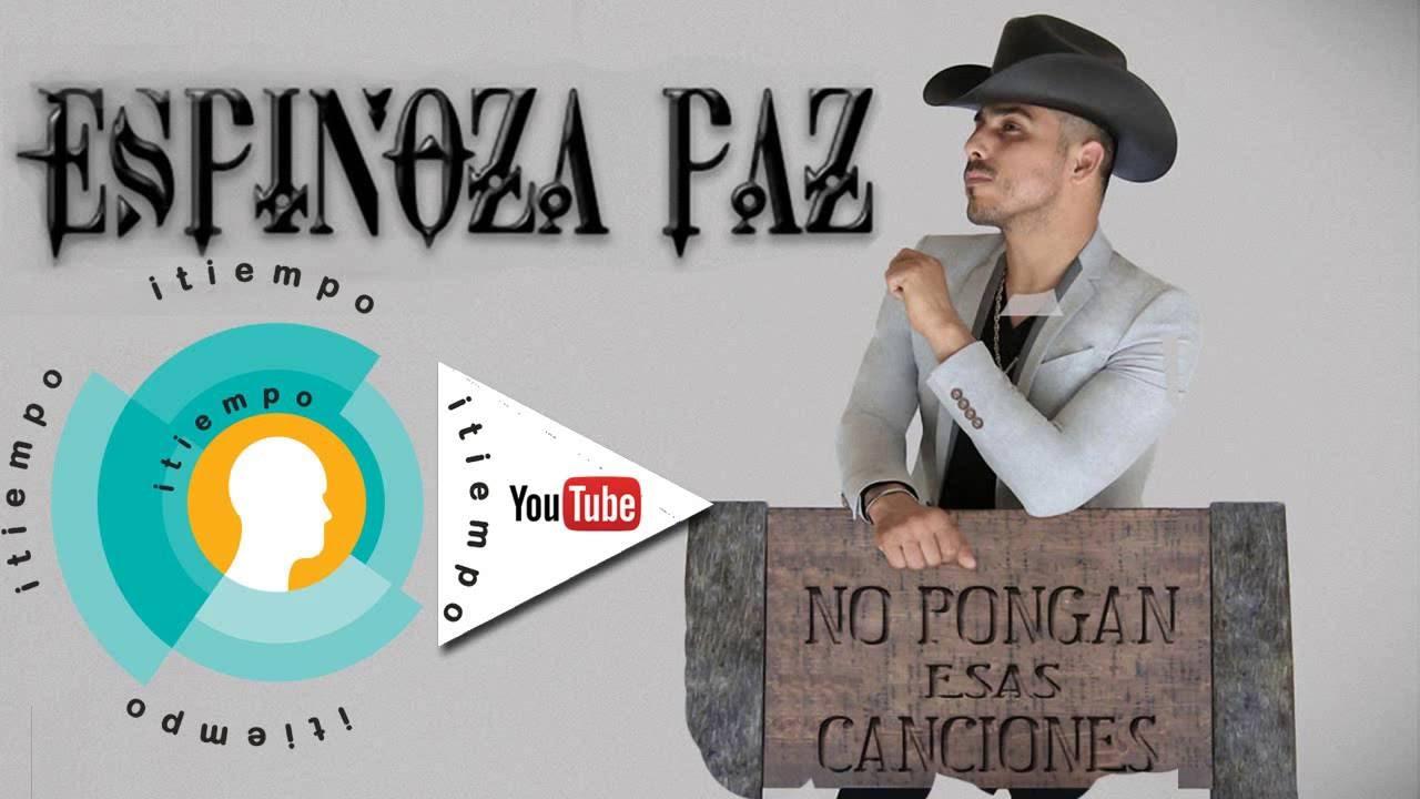 Espinoza Paz Está De Estreno Con Su Nuevo álbum