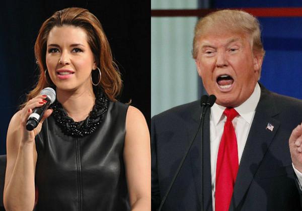 Alicia Machado Le Envía Mensaje A Donald Trump