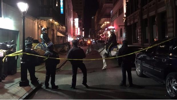 Tiroteo En Nueva Orleans Deja Un Muerto Y 9 Heridos