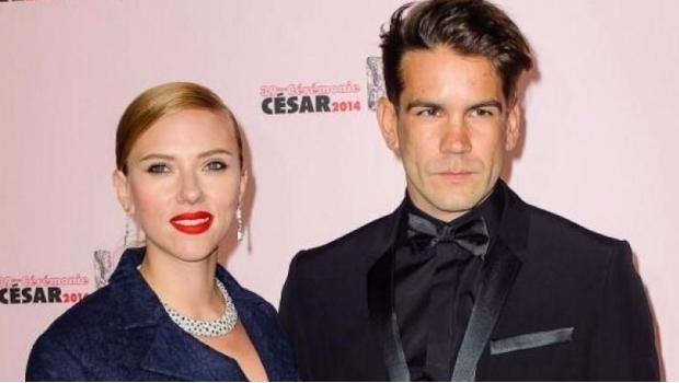 Scarlett Johansson Y Romain Dauriac Se Separan