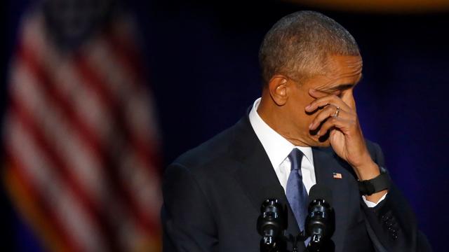 Obama Aboga Por La Unidad En Su último Discurso