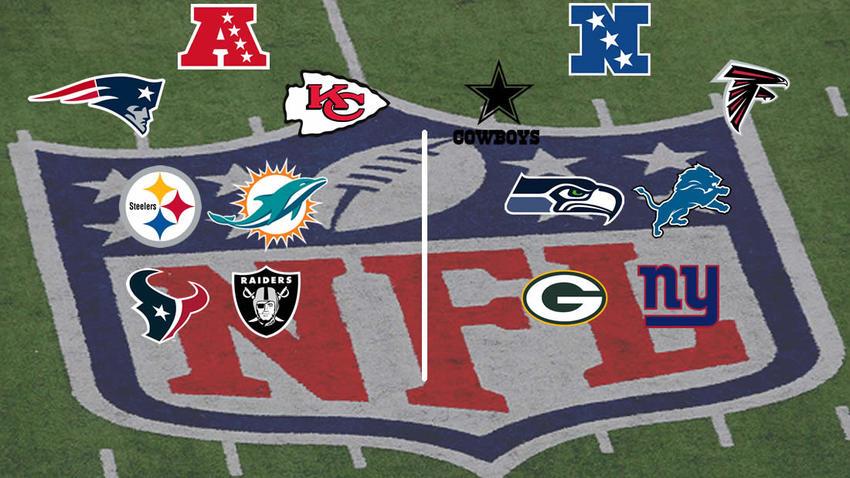 Duelos De Alarido Para Los Playoffs De La NFL