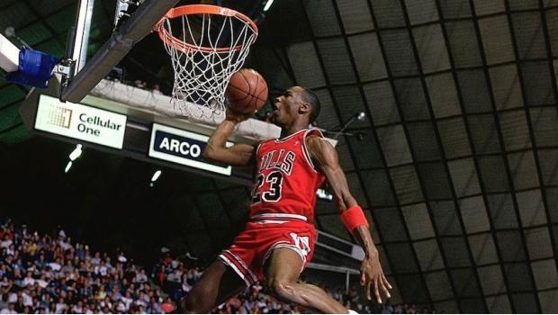 "Michael Jordan Sobre GS Warriors: ""73 Victorias No Significan Ni Una Mier…"""