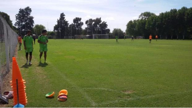 Comando Armado Irrumpe En Club Argentino Y Toma A Futbolista Como Rehén