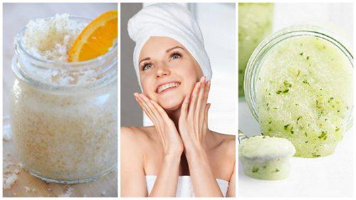 Aprende A Exfoliar Tu Piel De Forma Natural Con Estos 5 Tratamientos Caseros