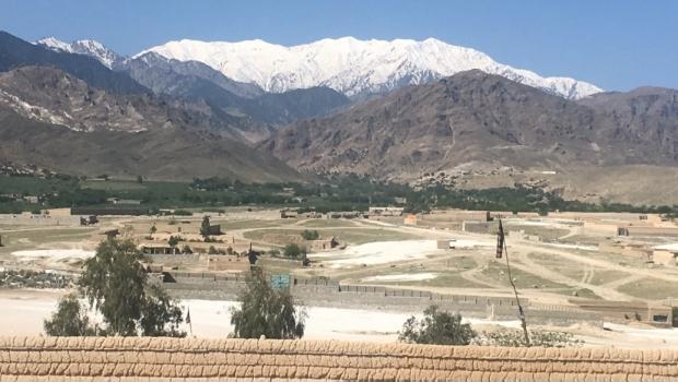 """Reporta Afganistán 36 Muertos Por """"la Madre De Todas Las Bombas"""""""