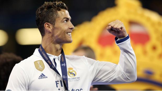 No ganó la Confederaciones, pero Cristiano Ronaldo se convirtió en padre de gemelos