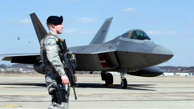 Administración De Trump Derriba Avión De Fuerza Aérea Siria