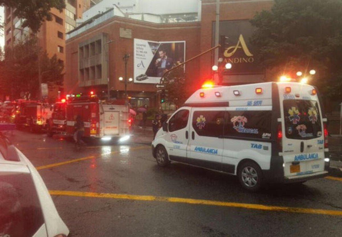 Explosión En Bogotá, Colombia Deja Tres Muertos