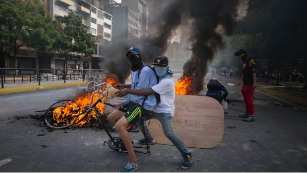 Denuncia Oposición 14 Muertes En Jornada Electoral En Venezuela
