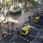 Reportan 20 heridos y un muerto tras atropellamiento en La Rambla Barcelona