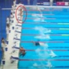 El emotivo gesto de un nadador español al que no le dejaron guardar un minuto de silencio