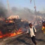 Ataque terrorista en Somalia deja 231 personas muertas