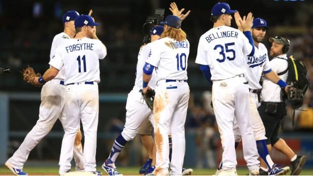 Dodgers Obtiene Triunfo Vs Astros En Primer Juego De Serie Mundial