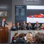 Subastan Ferrari Fórmula 1 que manejó Schumacher en 140 mdp