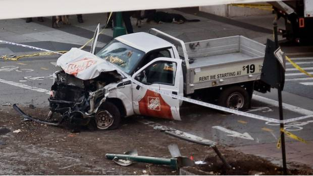 "Suman 8 Muertos Tras Ataque En NY; ""acto Terrorista"", Señala Alcalde"