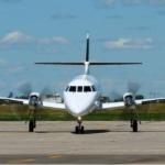 Avión con 25 personas a bordo se estrella en Canadá