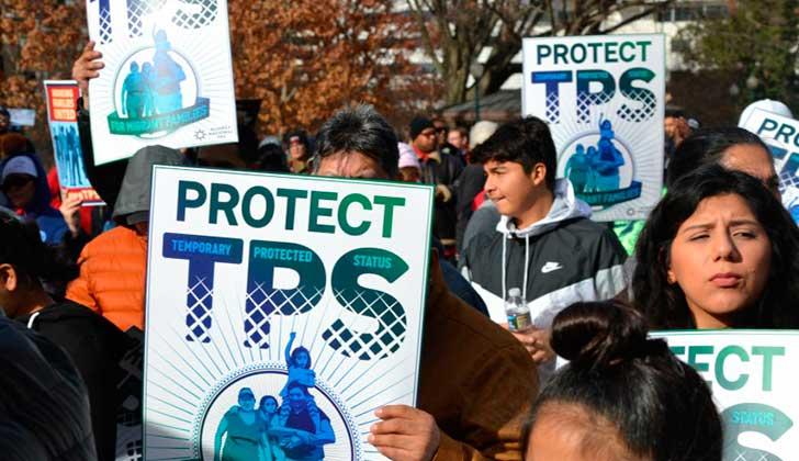 """TPS: Trump Trata A Inmigrantes """"peor Que A Los Animales"""""""