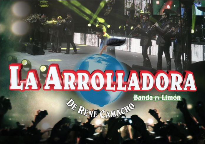 La Arrolladora Es #1 En Billboard