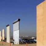 Comienza a reemplazarse una parte del muro entre California y Mexicali
