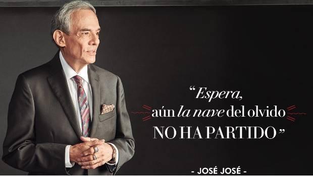 José José Reaparece En Redes Sociales