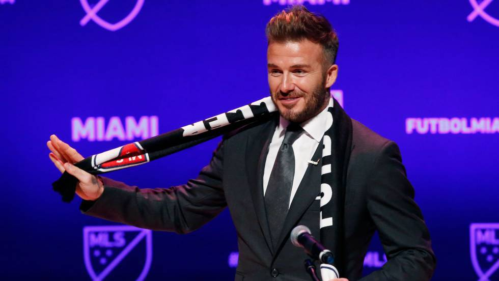 David Beckham Ya Tiene Su Propio Equipo De Fútbol En Miami