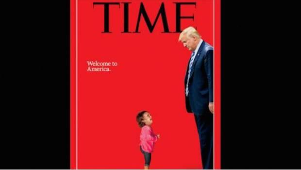 Revista Time Dedica Portada A Política Migratoria De Separación De Migrantes En EU