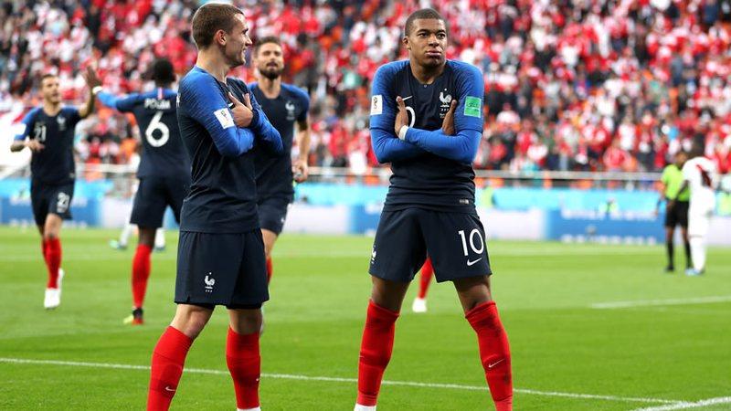 Francia Acabó Con El Sueño Mundialista De Perú Gracias A Mbappé