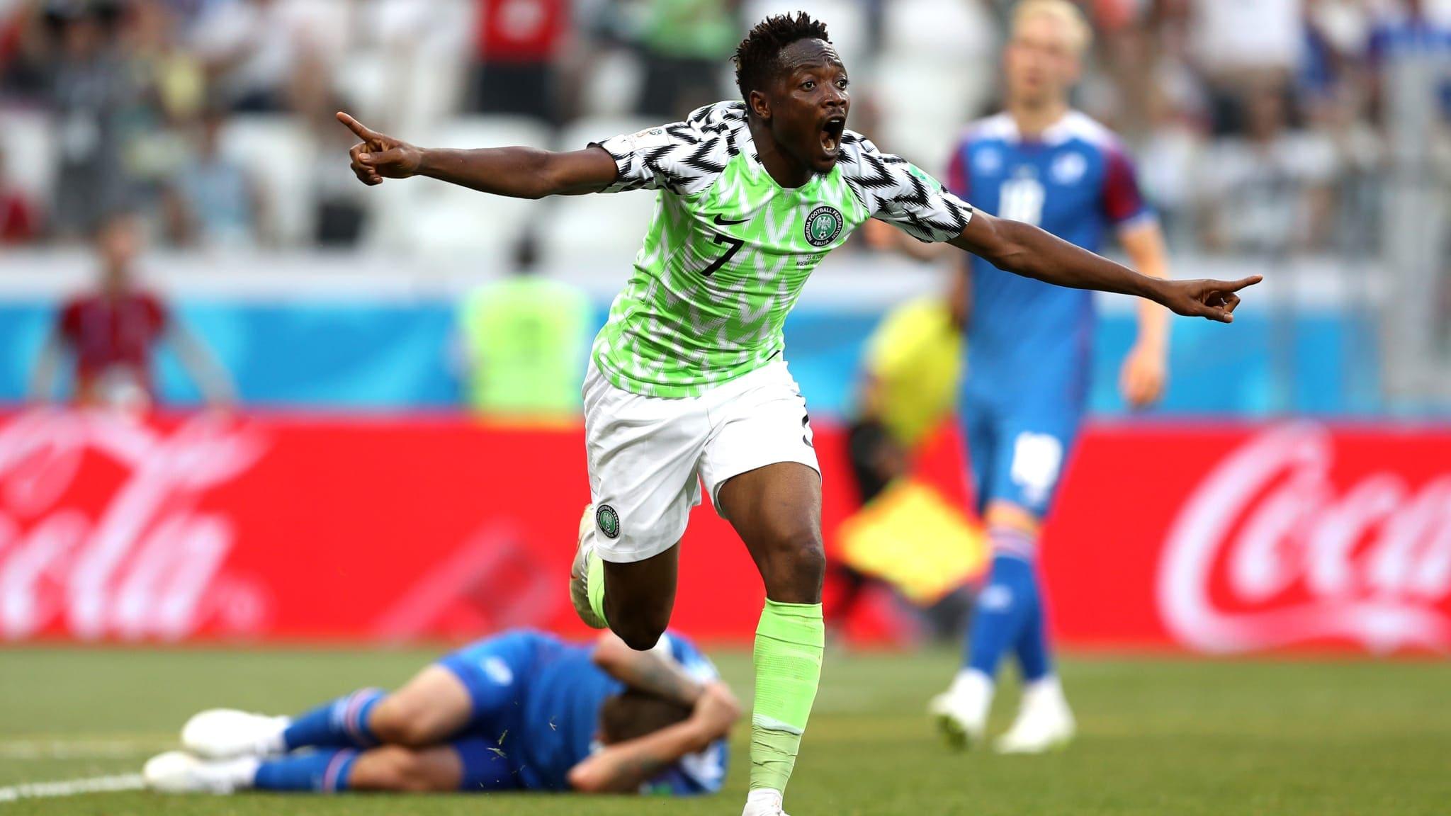 Nigeria Suma Sus Primeros 3 Puntos Al Vencer A Islandia