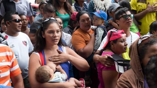 Detienen Deportación De Familias Reunificadas En EU