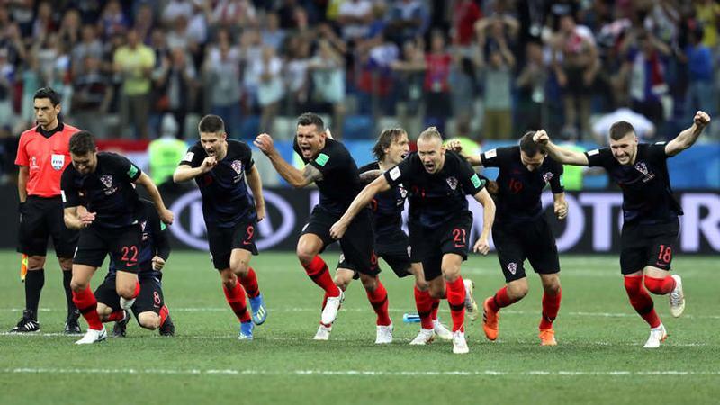 En Penales Y Con Dos Gigantes Como Porteros, Croacia Echó A Dinamarca