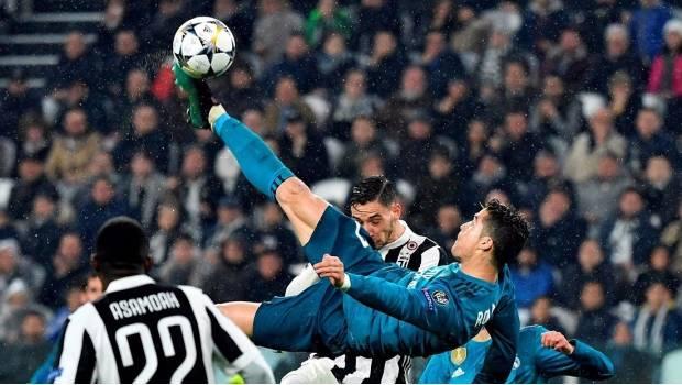 Eligen Chilena De Cristiano Ronaldo Ante Juventus Como El Mejor Gol De La Temporada