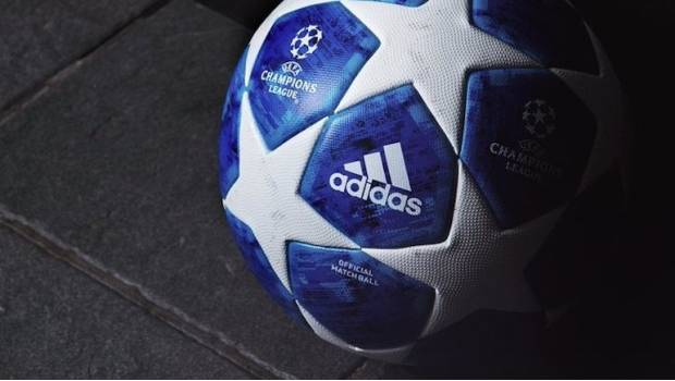 Adidas Presentó El Balón Con El Que Se Jugará La Mayor Competencia Europea