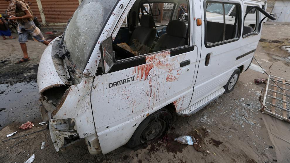 Ataque Deja Decenas De Niños Muertos En Yemen
