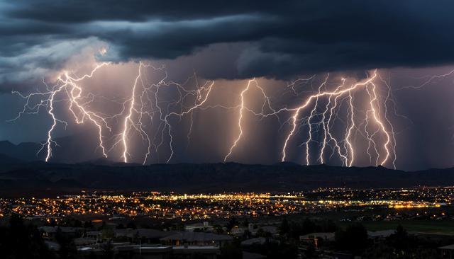 5 Cosas Que No Deberías Hacer Durante Una Tormenta Eléctrica